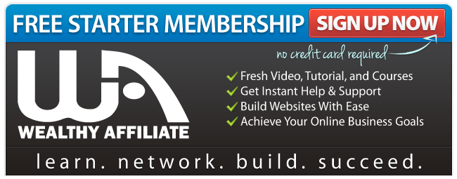 Awesome Wealthy Affiliate banner