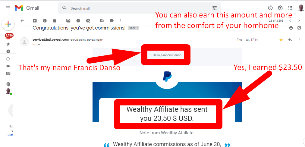 You can really make money online right from the comfort of your home